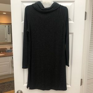 Lou & Grey (from LOFT) Gray Sweater dress
